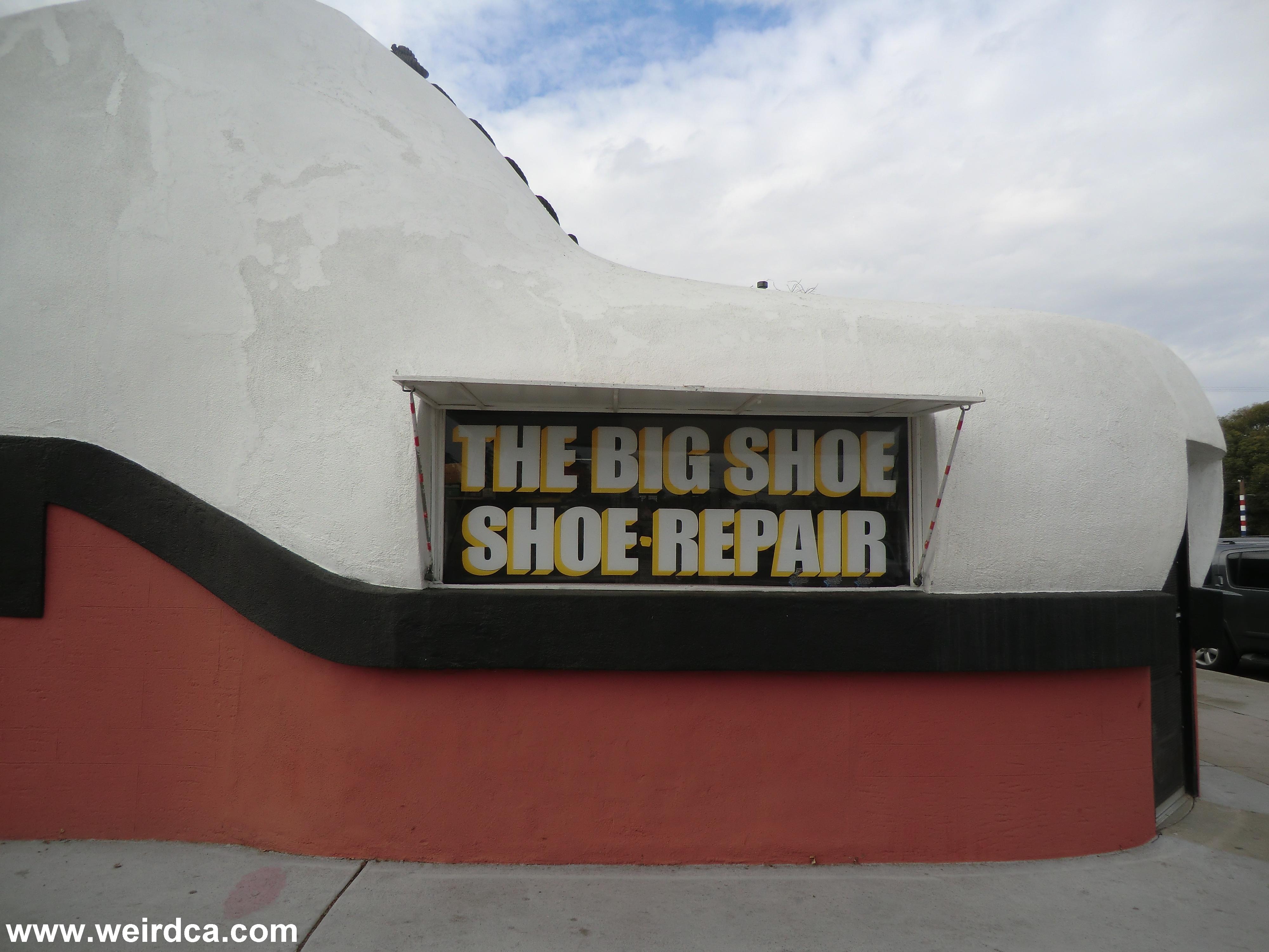 College Shoe Repair Redlands California