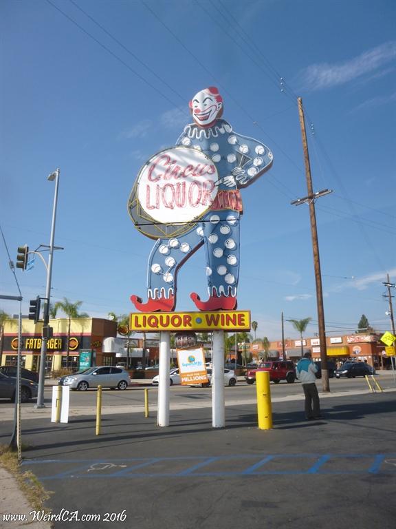 The Clown Of North Hollywood Weird California