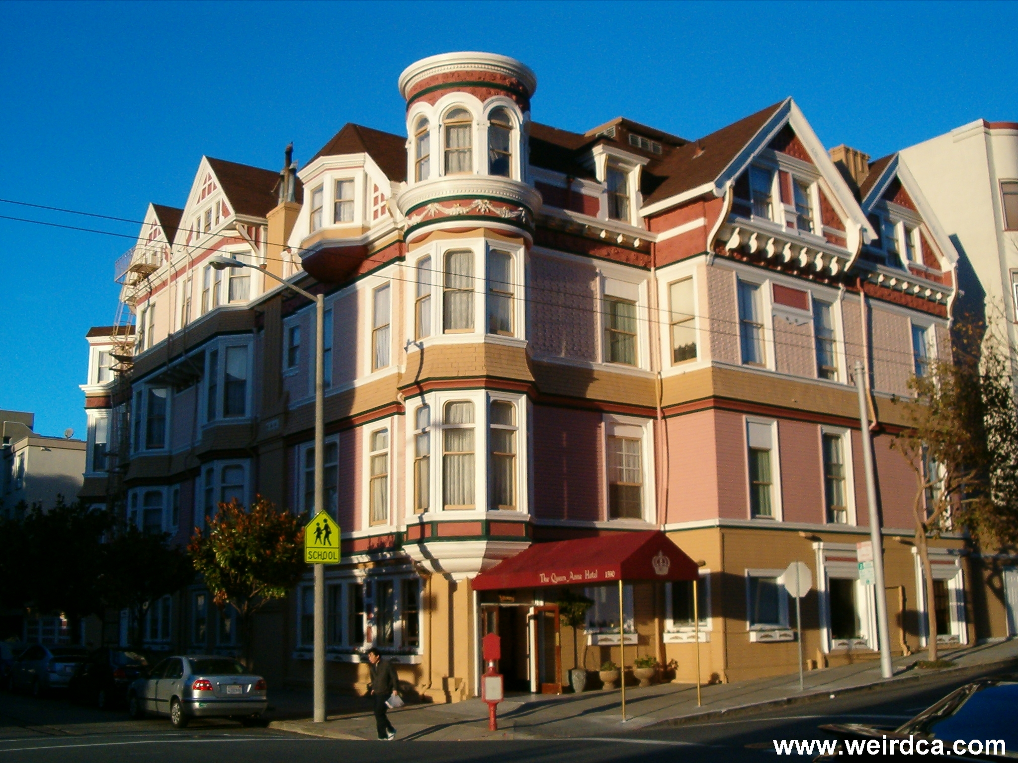 San Francisco County Ghosts  Weird California