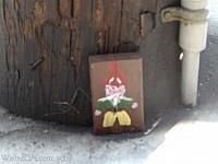 A gnome in Oakland
