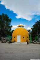 The Orange Hut of Cartago