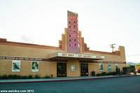 The Film Museum in Lone Pine features almost a century of movie memorabilia.