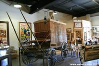 Dentist wagon from Django Unchained