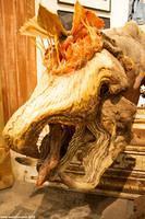 More Tremors creatures lurking around the Film Museum of Lone Pine