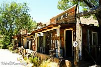 Silver City Ghost Town in Bodfish