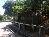 More cages in Griffith Park
