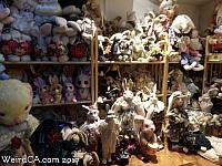 The Bunny Museum in Altadena