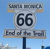 Santa Monica - End of the Trail