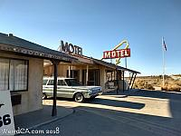 Four Aces Motel