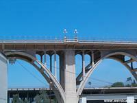 Over 100 Suicides have occurred at the Colorado Street Bridge