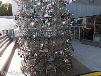 Shopping Cart Christmas Tree