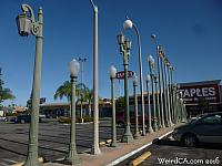 Vermonica consists of 25 historical and different street lights.