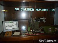 .50 caliber machine gun