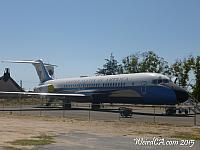 VC-9C, a former Air Force One