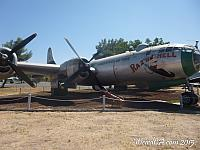 The Raz'n Hell B-29 Bomber is a very haunted plane.