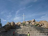 The cross at Mt. Rubidoux