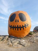 Pumpkin Rock sits on a ridge above the town of Norco!