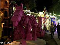 Giant Robot Horse