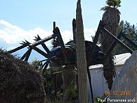 Palm Springs has this gigantic arachnid lurking in it!