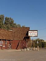 The Bagdad Cafe in Newberry Springs