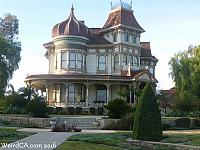 Redlands plays host to the haunted Morey Mansion!