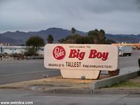Bob's Big Boy Sign