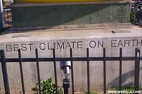 Best Climate on Earth