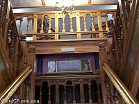 Staircase in Salt & Whiskey