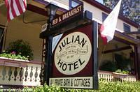 The Julian Gold Rush Hotel
