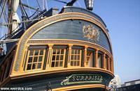 The HMS Surprise was used in the movie Master and Commander