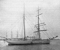 The Brigantine Galilee