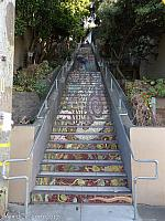 The Hidden Garden Steps in San Francisco