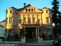 Whittier Mansion