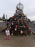 Crab Pot Christmas Tree