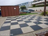 The Giant Chessboard of Morro Bay