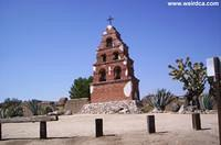 Ghosts and buried treasure lurk at Mission San Miguel