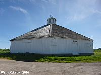 The Octagon Barn in San Luis Obispo is one of two 8 sided barns in California!