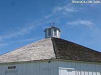 Octagon Barn cupola