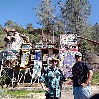 Forgotten California and Weird California team up!