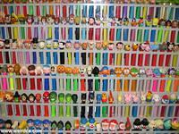 Every Pez dispenser made is on display at the Museum of Pez