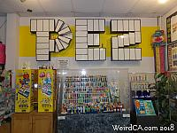 The Pez Museum in Burlingame