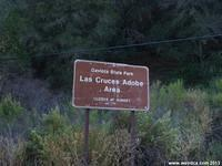 Las Cruces Adobe Area