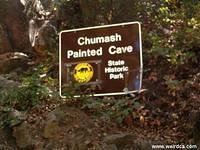 Chumash Painted Cave - State Historic Park