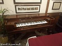 Haunted Piano?
