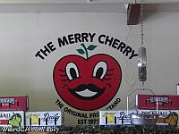 The Merry Cherry - the original fruit stand
