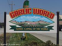 Garlic World