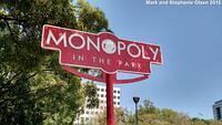 Monopoly in the Park - photo by Mark and Stephanie Olsen