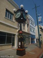 The Alibi Clock resides in Vallejo