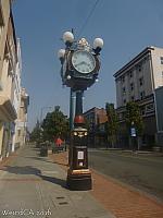 The Alibi Clock