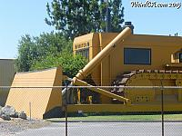 The Bulldozer Building of Turlock